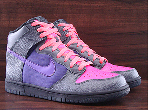 quality design 4cce2 ac7f6 ... canada nike dunk high acg pack purple pink available sneakernews f5e9f  c8ecb