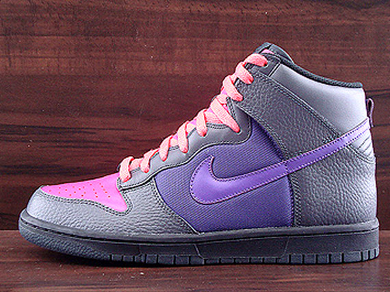 reputable site a1d08 5433f new Nike Dunk High ACG Pack Purple Pink Available