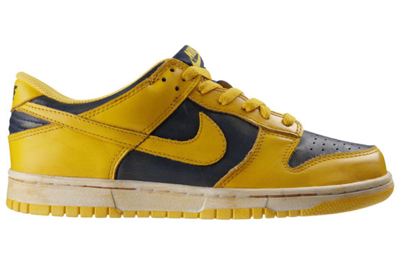 new style 086ac 1b7f8 Nike Dunk Low  Vintage Pack  - Available   Nikestore - SneakerNews.com