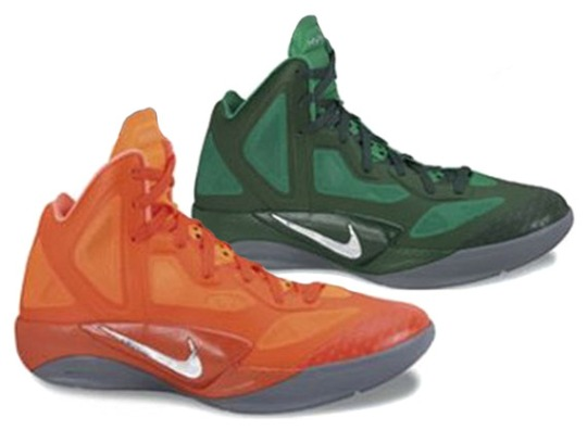 Nike Zoom Hyperfuse 2011 Supreme – Holiday 2011