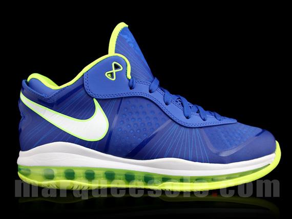 0c30e73b9249 Nike LeBron 8 V 2 Low -  Sprite