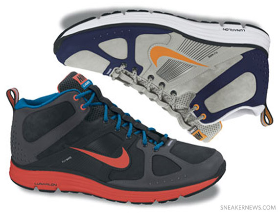 Nike Lunar Elite Trail Fall 2011 Colorways