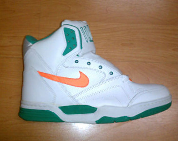 Force Quantum Bright Ii Orange Green High White Clockwork Nike ulJ31TFcK