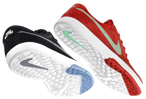low priced e349c 1a5e8 Nike SB Zoom Eric Koston One - Sport Red + Black - SneakerNews.com