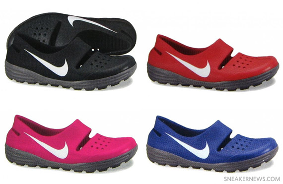 Nike Htm 2011 Sandal Colorways Soft Solar Summer eWdCBQExor