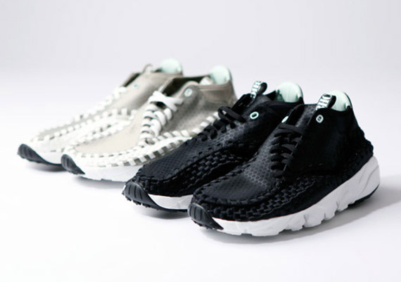 Its tongue pull appropriately styled as a throwback to evoke images of  iconic Japanese sneakers, the Nike Air Footscape Woven Chukka ...