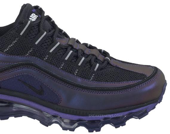 low priced 76e06 96c66 Nike Air Max 24 7 Club Purple Eggplant Shoes