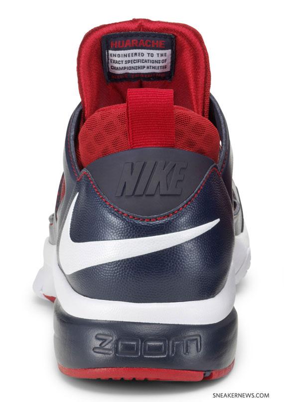 40fe3c267e52 Sony Playstation x Nike Zoom Huarache TR Low - Joe Mauer MLB The ...