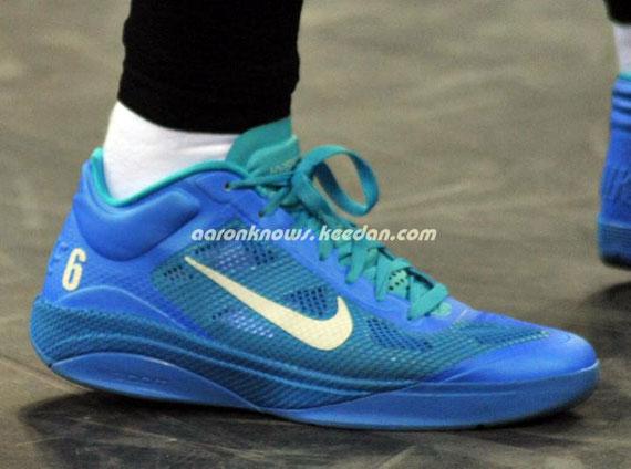 the best attitude 318fe 535c5 Nike Zoom Hyperfuse Low - Lee Hsueh Lin PE - SneakerNews.com