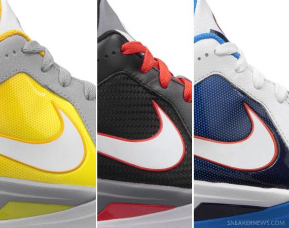 f95f91013608 Nike Zoom KD III - Summer 2011 Colorways - SneakerNews.com