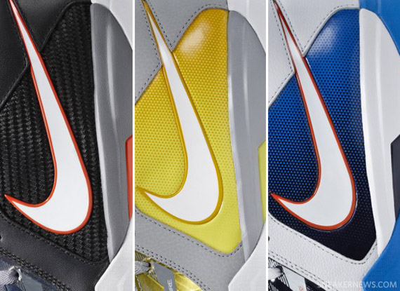Nike Zoom KD III Three New Colorways NikeStore
