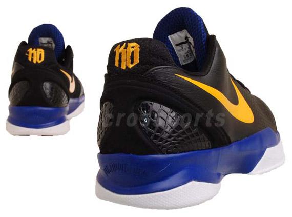 Nike Zoom Kobe Venomenon Black Del Sol Concord