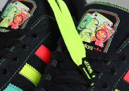 Star Wars x adidas Originals Gazelle 2 'Boba Fett'