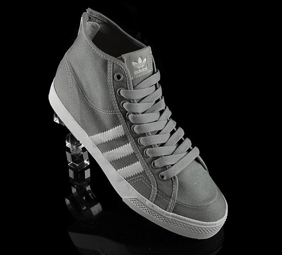 low-cost adidas Originals Nizza Hi Heel Zip Denim Pack ... 227daba73446