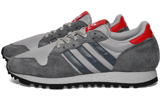 new arrival 0ad0c 64c39 adidas Originals ZX 380 - Ice Grey - Red - SneakerNews.com