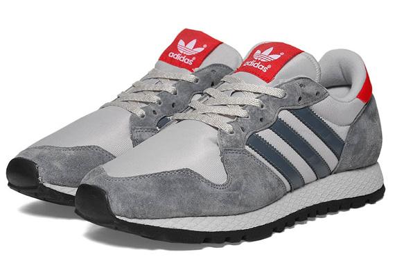 promo code 2afae e700f ... adidas originals zx 380 og iron grey red ...