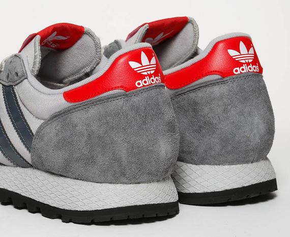buy popular 8f7fc 16378 ... adidas Originals ZX 380 OG Iron Grey Red eBay Marketplace Logo ...