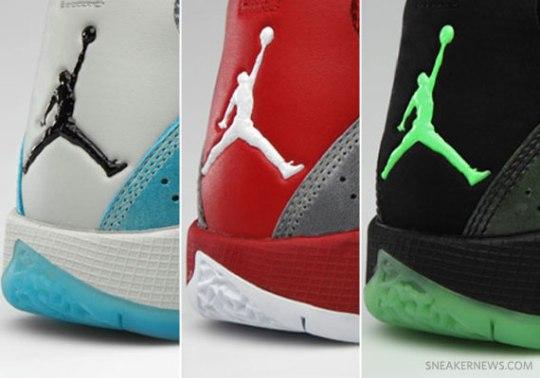 Air Jordan 2011 – June 2011 Colorways   Release Reminder