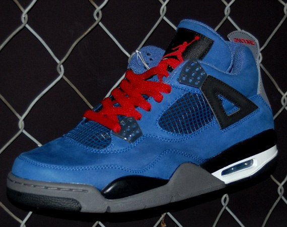 ... Nike Air Max 1 iD - Air Jordan IV  Eminem  Custom - SneakerNews. bedb21654b