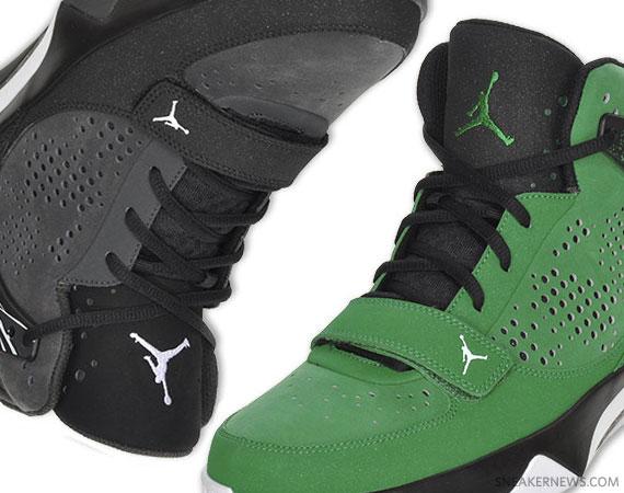 pretty nice 96d5e 2dccf Air Jordan Phase 23 Hoops – Green – Black + Black – Dark Charcoal