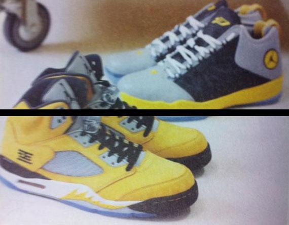 Air Jordan V CP3.IV Jordan Tokyo23