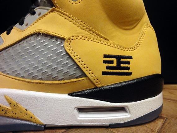 Air Jordan V CP3.IV T23 Nike Harajuku Release Info