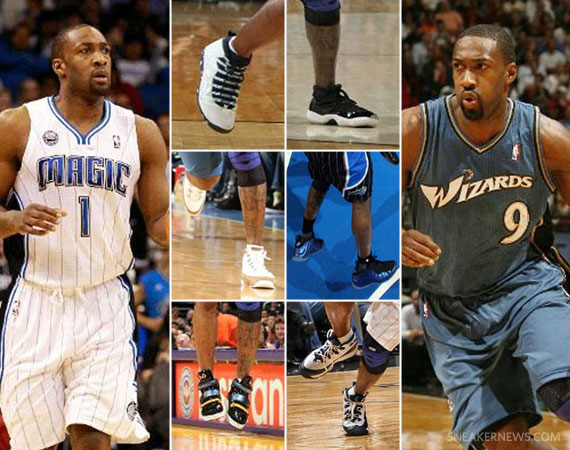 Gilbert Arenas  Greatest Hits of the 2010-11 NBA Season ... 925b3dd29c21