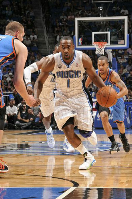 Gilbert Arenas  Greatest Hits of the 2010-11 NBA Season ... 72a6d558701d