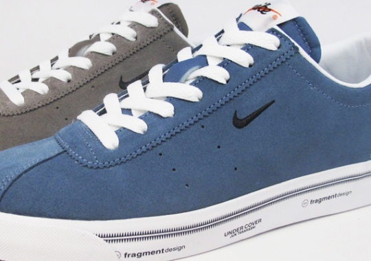 UNDERCOVER x fragment design x Nike Zoom Match Classic – Release Info
