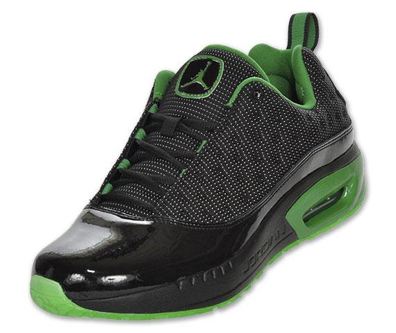 eeb0a4e08f99ad Jordan CMFT Viz Air 13 - Black - Green Apple - White - SneakerNews.com
