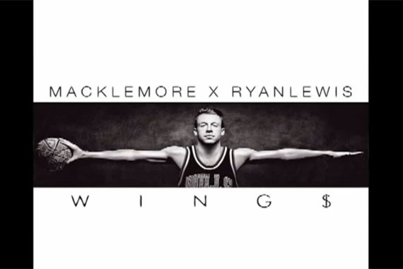 analysis of wings by macklemore The song wings by macklemore and ryan lewis and the music video is perfect for the topic of marketing and consumerism, as it displays boththis song markets air jordan and nike products, like shoes and jerseys.