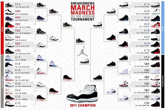 air jordan 16 5 team brackets