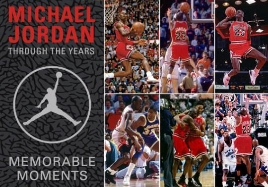 Michael Jordan Through The Years: Memorable Moments