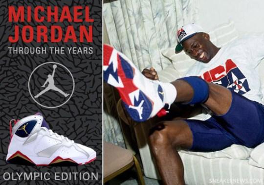 Michael Jordan Through The Years: Olympic Spotlight