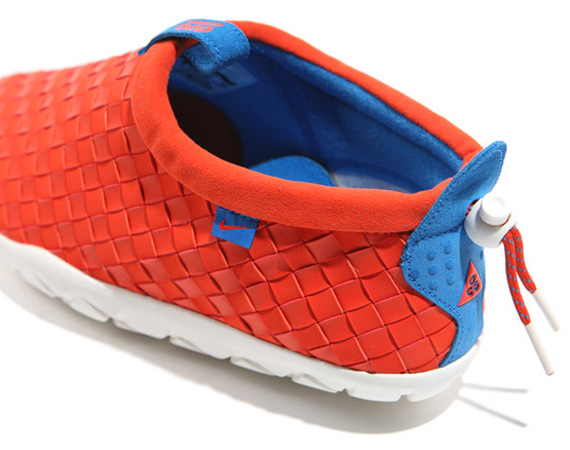 Nike ACG Air Moc LT Team Orange White Blue