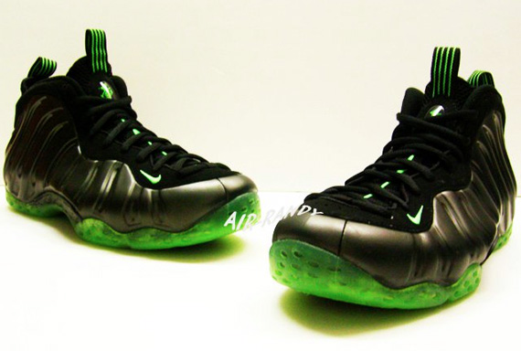 Nike Air Foamposite One \u0026#39;Electric Green\u0026#39; - New Images - SneakerNews.com
