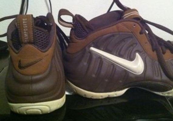 b065e0a6ce3 Nike Air Foamposite Pro Chocolate Mocha Sample on eBay good ...