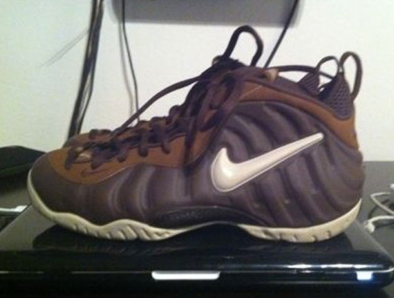 hot sale online a3481 0d921 Nike Air Foamposite Pro Chocolate Mocha Sample on eBay hot sale