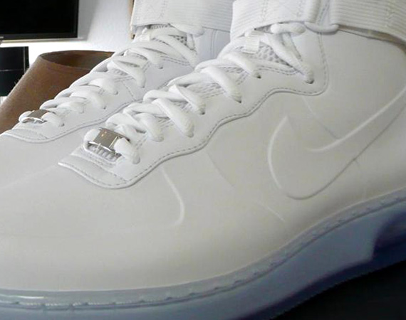 df7fcc5a23674 good Nike Air Force 1 High Foamposite White Available on eBay ...