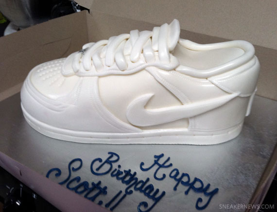 Nike Air Force 1 Low White Birthday Cake Sneakernews Com