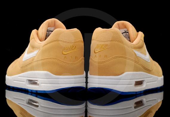 7052096770 Nike Air Max 1 - Honeycomb - Blue Spark @ RMKstore - SneakerNews.com