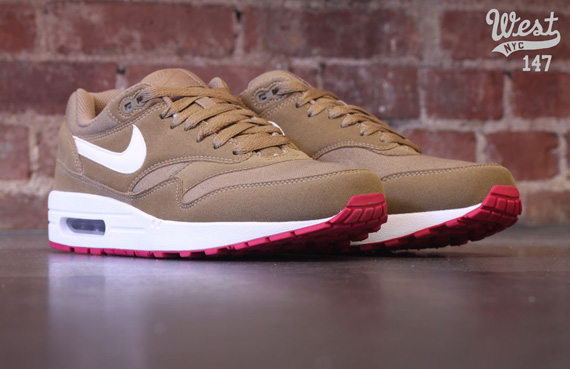 Nike Air Max 1 Kelp Brown | Available @ WEST