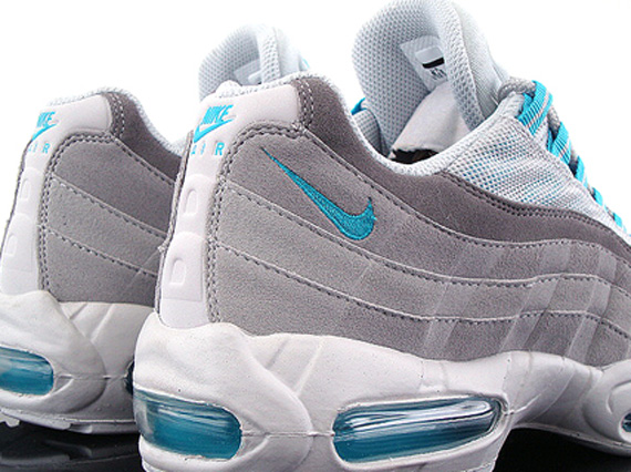 Air Max 95 Chlorine Blue