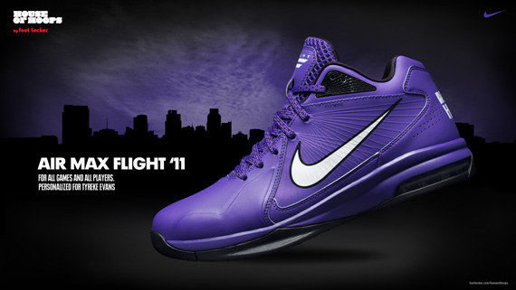 huge discount 909bb 9f607 Nike Air Max Flight  11 - NBA PE s   Available   House of Hoops ...