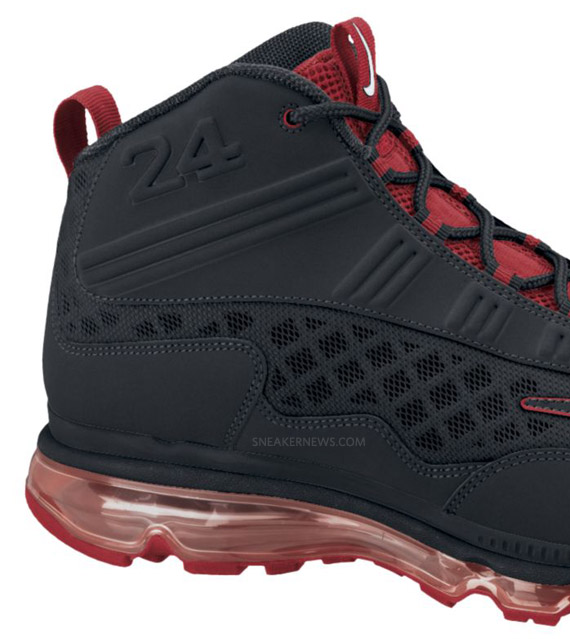 Nike Air Max JR - Black - Varsity Red  77c524be0f