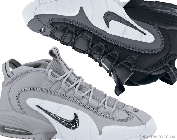 pretty nice d2be9 e4488 Nike Air Max Penny 1 – Dark Grey + Wolf Grey   Available