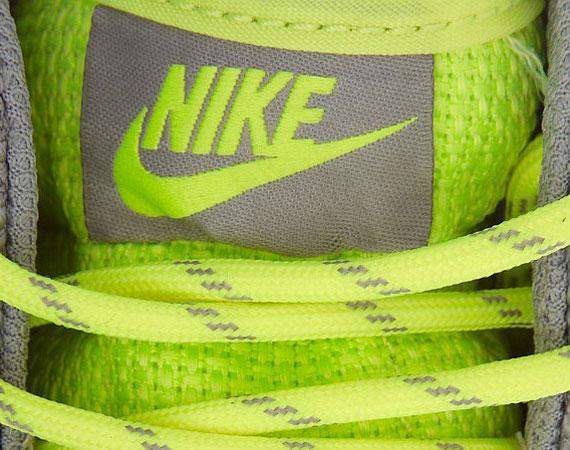 Nike Blazer Mid Medium Grey Volt