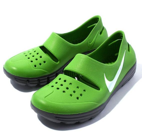 Nike Htm Solar Soft Sandal Summer 2011 Sneakernews Com