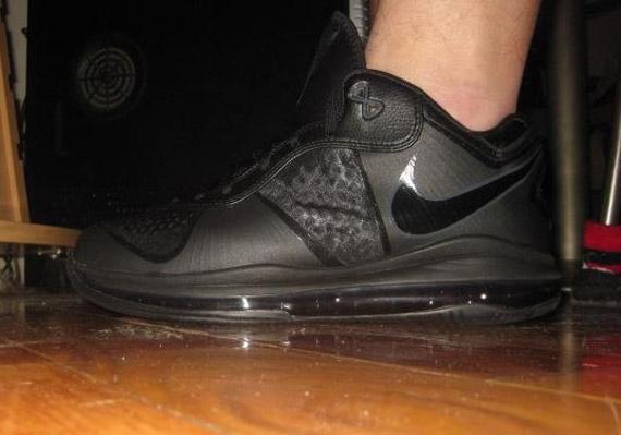 Lebron 11 Blackout On Feet
