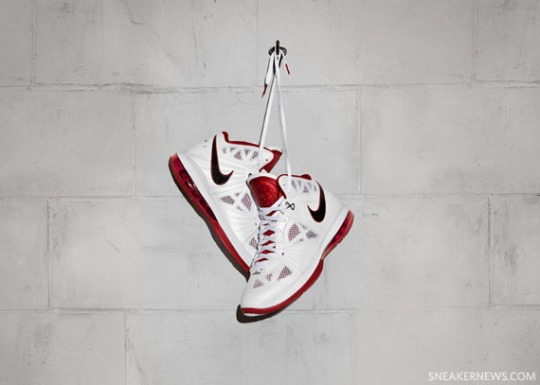 Nike LeBron 8 PS Officially Announced